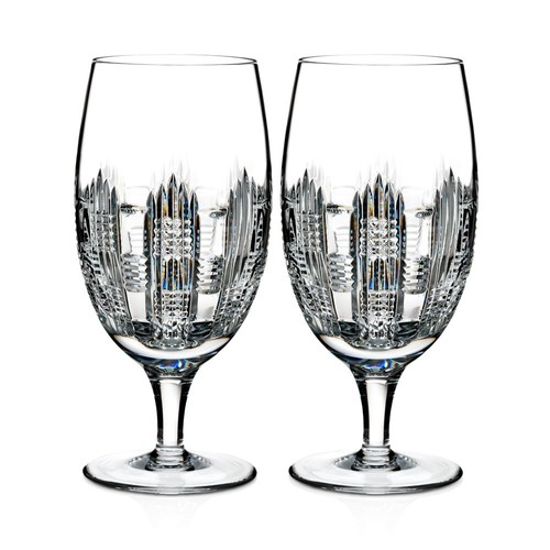 Essentially Dungarvan Iced Beverage Glasses, Set of 2