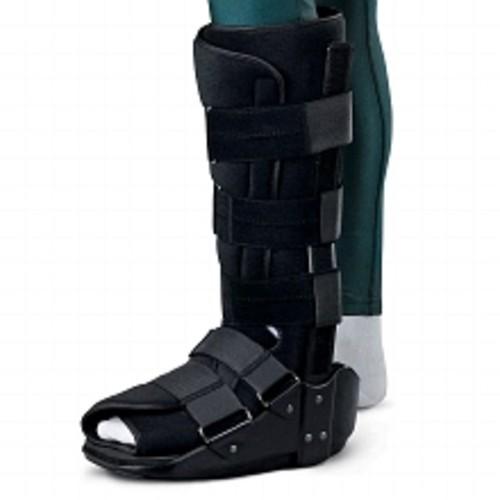Curad Short Leg Walker-Low Profile Small Black