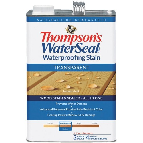 Thompson's WaterSeal Thompsons WaterSeal Transparent Waterproofing Stain - TH.041811-16