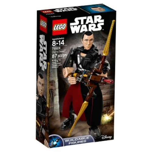 LEGO Constraction Star Wars Chirrut mwe 75524