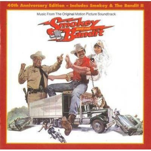 Various - Smokey & The Bandit I And Ii (Ost) (CD)