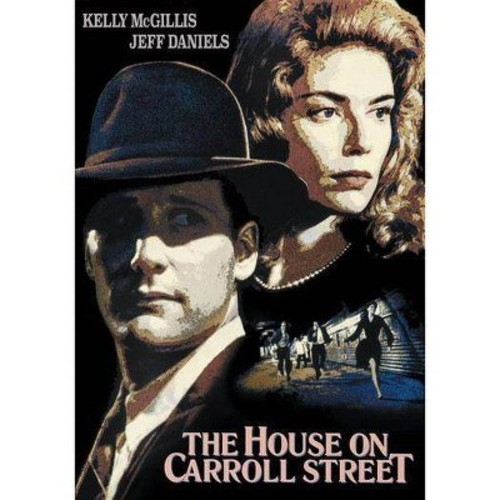 The House on Carroll Street (DVD)