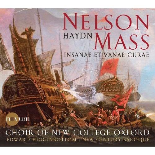 Haydn: Nelson Mass; Insanae et Vanae Curae [CD]