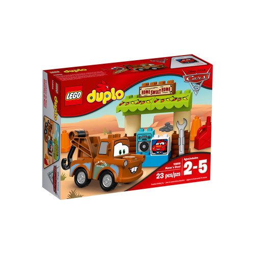 LEGO Duplo Disney Cars 3 - Mater's Shed #10856