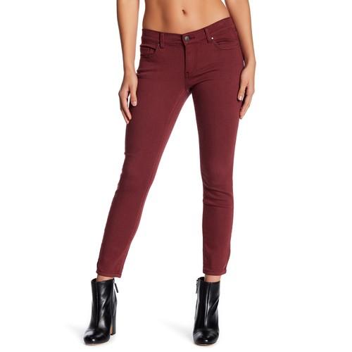 Mid Rise Skinny Jeans (Petite)