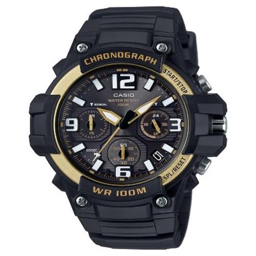 Men's Casio Analog Watch - Black
