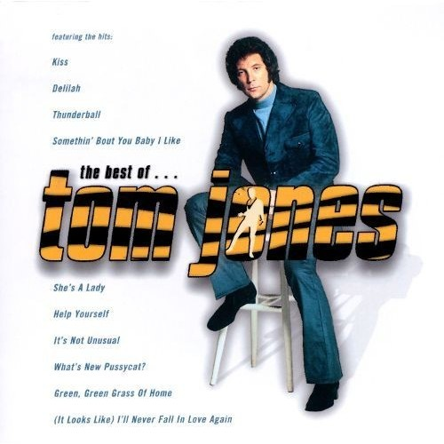 The Best Of ... Tom Jones - Tom Jones