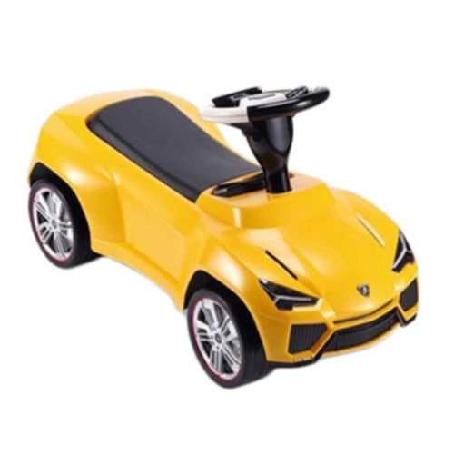 Best Ride On Cars Bicycles, Ride-On Toys & Scooters Best Ride On Cars Yellow Lamborghini Urus Push Car
