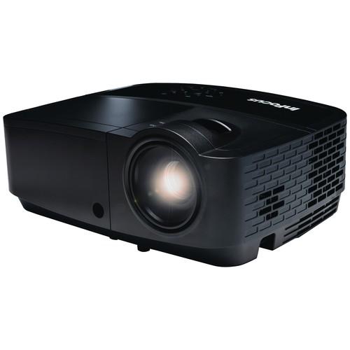 InFocus IN2126x 3D Ready DLP Projector - 720p - HDTV - 16:10