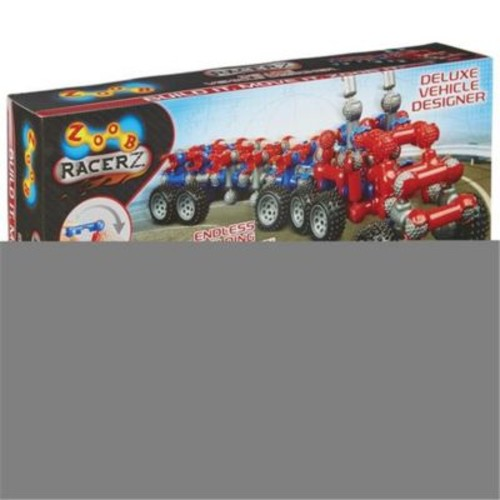 Alex Brands Zoob RacerZ Deluxe Vehicle Designer (ALXB288)
