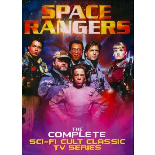 Space Rangers: The Complete Sci-Fi Cult Classic TV Series [2 Discs] [DVD]