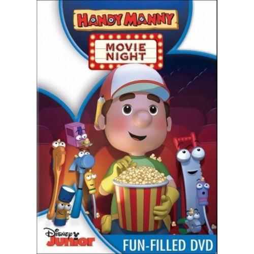 Handy Manny: Movie Night [DVD]