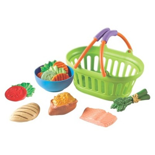 Learning Resources New Sprouts Healthy Dinner Basket