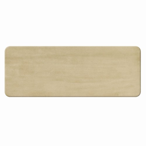 The Mat by Sleep Innovations Memory Foam Bath Runner [Overall Dimensions : 24in x 60in]