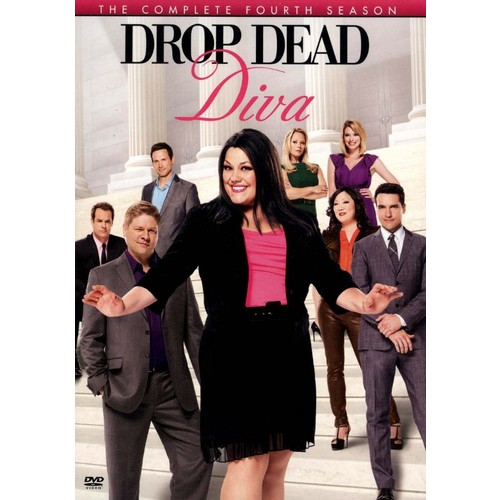 Drop Dead Diva: The Complete Fourth Season [3 Discs] [DVD]