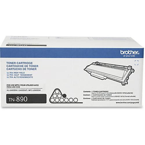Brother TN890 High-Yield Black Toner Cartridge