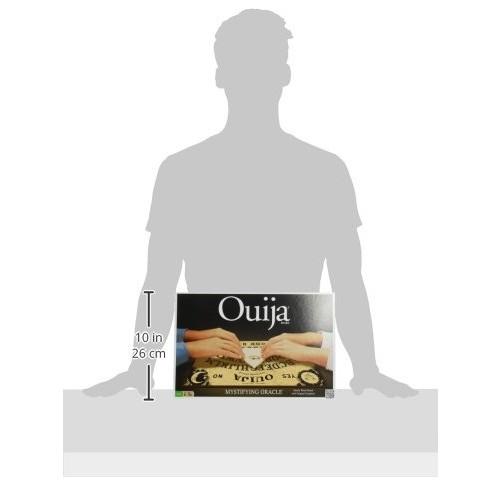 Classic Ouija Board Game [Brown, None]