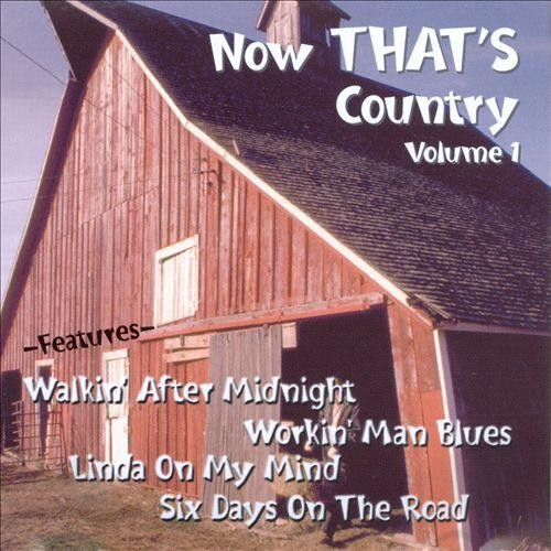 Vol. 1-Now Thats Country CD