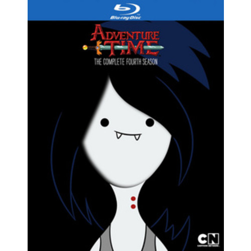 Adventure Time: The Complete Fourth Season (Blu-ray)