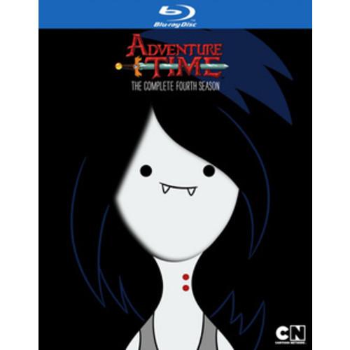 Cartoon Network-adventure Time-complete 4th Season [blu-ray/uv/ws] (Turner Home Entertainment)