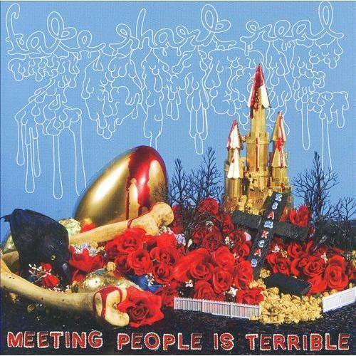 Meeting People Is Terrible [CD]
