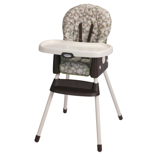 Graco SimpleSwitch Convertible Highchair