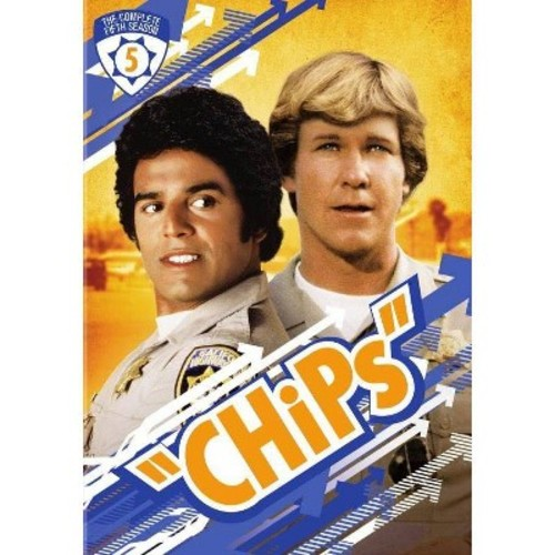 Chips:Complete Fifth Season (DVD)