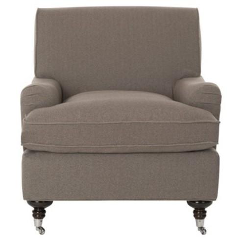 Chloe Club Chair Gray - Safavieh