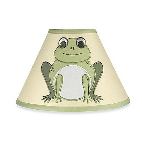 Sweet Jojo Designs Leap Frog Lamp Shade