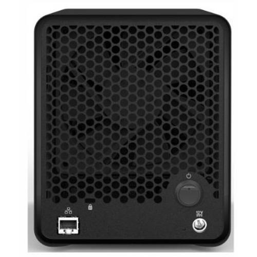 Drobo 5N 5-Bay NAS Storage Array, Gigabit Ethernet with 5 x 3TB 3.5-Inch SATA Hard Drive (DRDS4A21-15TB)