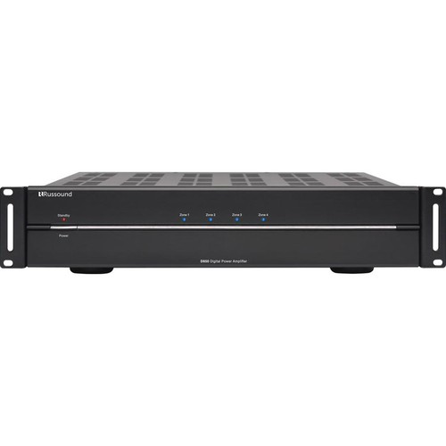 Russound D850 8-channel multi-room power amplifier