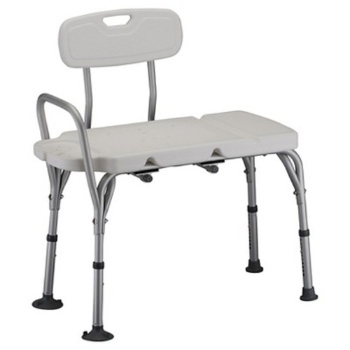 Nova Deluxe Transfer Bench - White