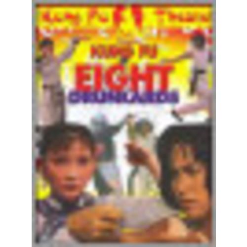Kung Fu of Eight Drunkards (DVD)