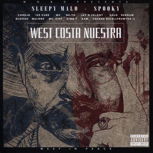West Costa Nuestra [CD] [PA]
