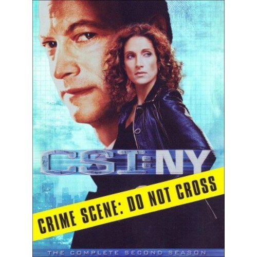 CSI: NY - The Complete Second Season [6 Discs] [DVD]