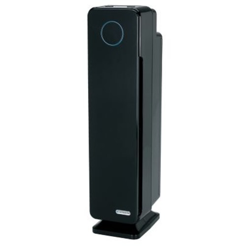 GermGuardian AC5300B Elite 3-in-1 True HEPA Air Purifier with UV Sanitizer and Odor Reduction, 28-Inch Tower
