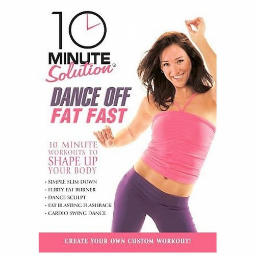 10 MINUTE SOLUTION DANCE OFF FAT FAST (DVD)