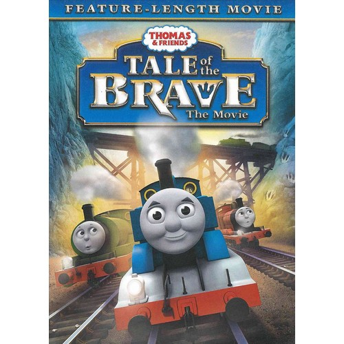 Thomas & Friends: Tale Of The Brave (DVD)