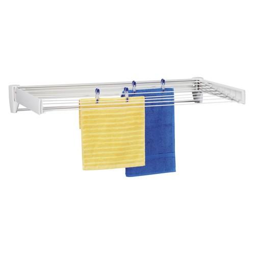 Leifheit Telefix 100 Wall Mount Laundry Drying Rack