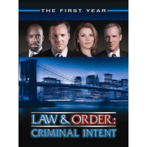Law & Order: Criminal Intent The First Year