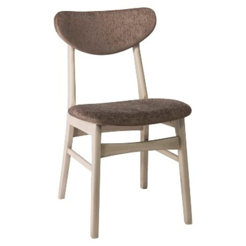 Bronx Dining Chair (Set of 2) - Light Weathered Gray - Hillsdale Furniture