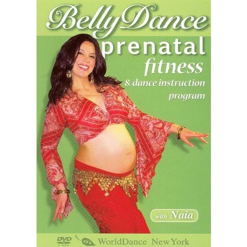 Belly Dance Prenatal Fitness [DVD]
