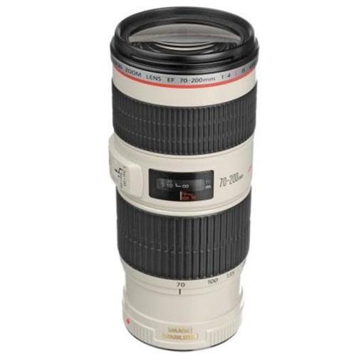 Canon EF 70-200mm f/4L IS USM Lens, USA 1258B002