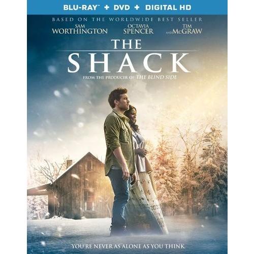 The Shack [Blu-ray/DVD] [2 Discs] [2017]