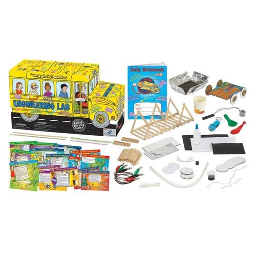 The Magic School Bus Engineering Lab - The Magic School Bus Engineering Lab