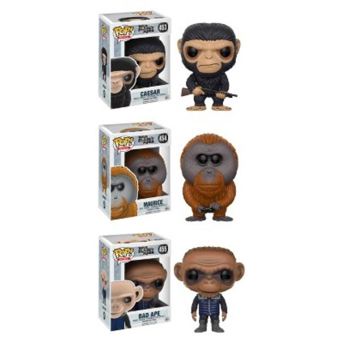 Funko POP! Movies War for the Planet of the Apes Collectors