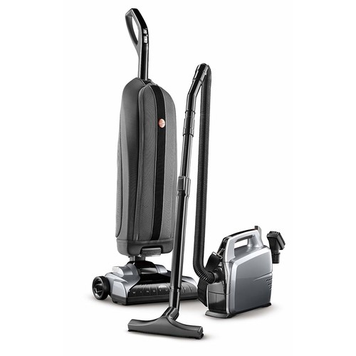 Hoover Platinum Collection Bagged Corded Upright Vacuum with Canister Vacuum Cleaner UH3001COM [Upright Only]
