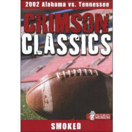 Crimson Classics: 2002 Alabama vs. Tennessee [DVD] [2008]