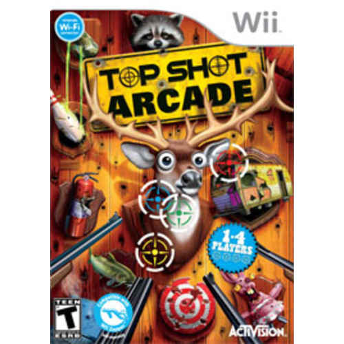 Top Shot Arcade [Pre-Owned]