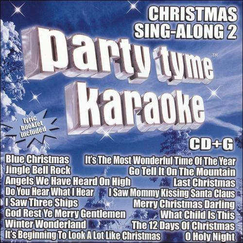 Party Tyme Karaoke: Christmas Sing-Along, Vol. 2 [CD]